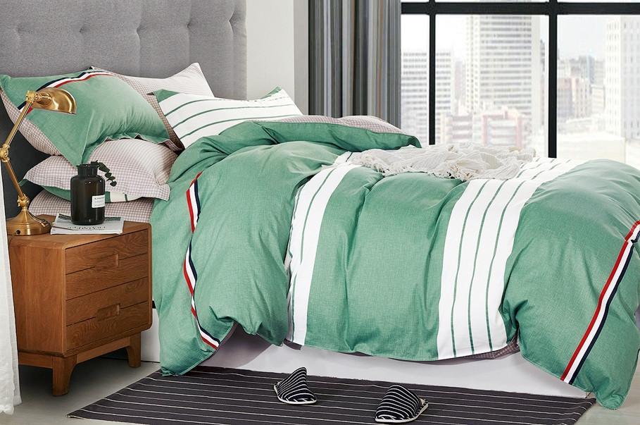Постельное белье 2-спальное евро LA SCALA Y230-908