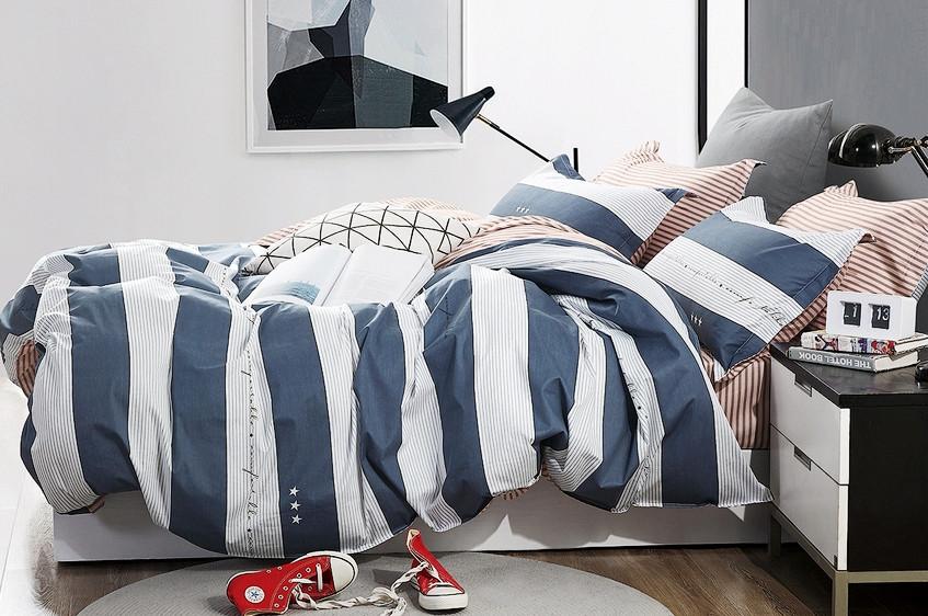 Постельное белье 2-спальное евро LA SCALA Y230-910