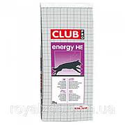 Royal Canin Club Energy HE 20кг для собак з високою активністю.