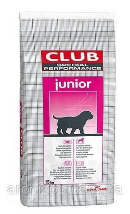 Royal Canin Club Junior 20кг для щенков всех пород