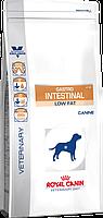 Royal Canin Gastro Intestinal Low Fat 12кг Диета с ограниченным содержанием жиров, при нарушениях пищеварения