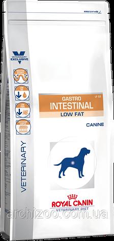 Royal Canin Gastro Intestinal Low Fat 12кг Диета с ограниченным содержанием жиров, при нарушениях пищеварения у, фото 2