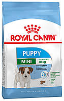 Royal Canin Mini Puppy 8кг для щенков мелких пород от 2 до 10 м-цев