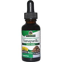"Сарсапарель Nature's Answer ""Sarsaparilla"" без спирта, 2000 мг (30 мл)"