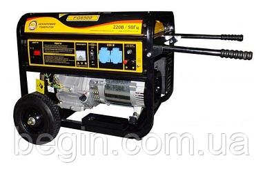 Генератор бензиновый Форте FG6500