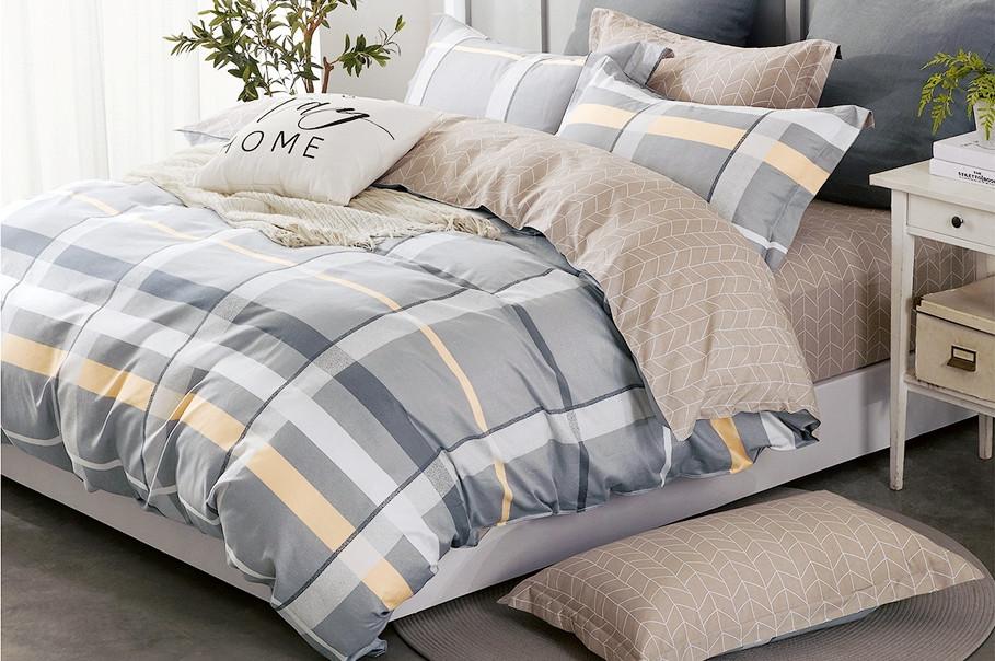 Постельное белье 2-спальное евро LA SCALA Y230-916
