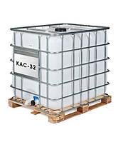 Жидкие минеральные удобрения КАС-32 удобрение, которое содержит три формы азота