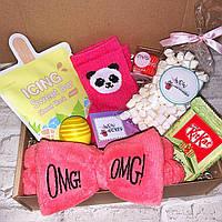"""Подарочный бокс для девушки WOW BOXES """"Panda box"""""""