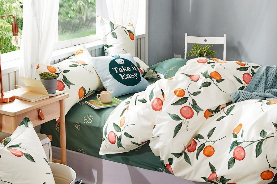 Постельное белье 2-спальное евро LA SCALA Y230-919