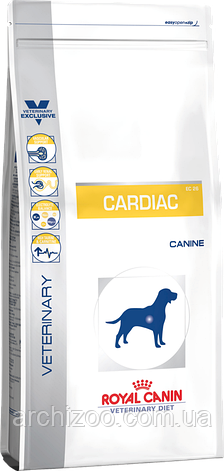 Royal Canin Cardiac 2кг Диета для собак при сердечной недостаточности, фото 2