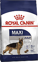 Royal Canin Maxi Adult 15кг для собак крупных пород от 15 мес. до 5 лет