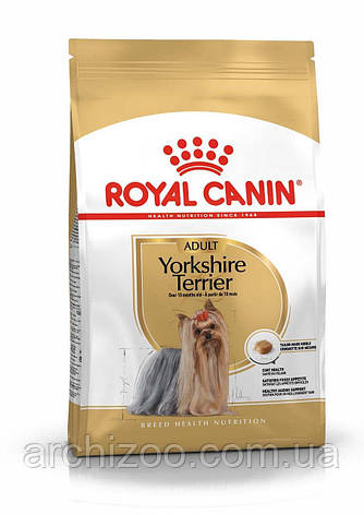 Royal Canin Yorkshire Terrier Adult 1,5кг для собак породы Йоркшир терьер старше 10 месяцев, фото 2