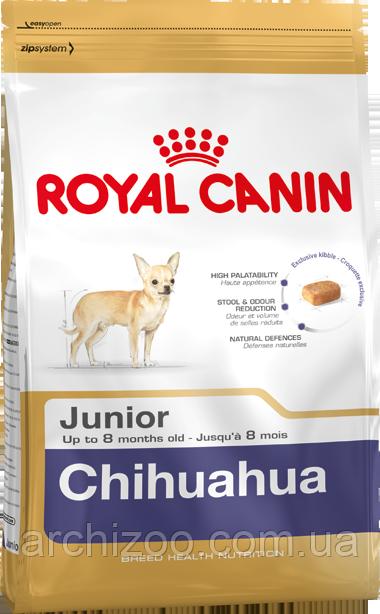 Royal Canin Chihuahua Puppy 500 г для щенков породы чихуахуа