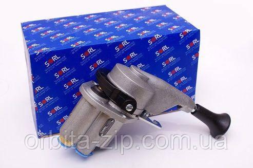 35260080070 Кран тормозной обратного действия ручник КАМАЗ МАЗ 4 выхода (пр-во SORL) 11.3537310