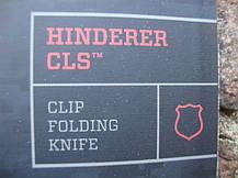 Складной нож GERBER Hinderer CLS (22-01870), фото 3