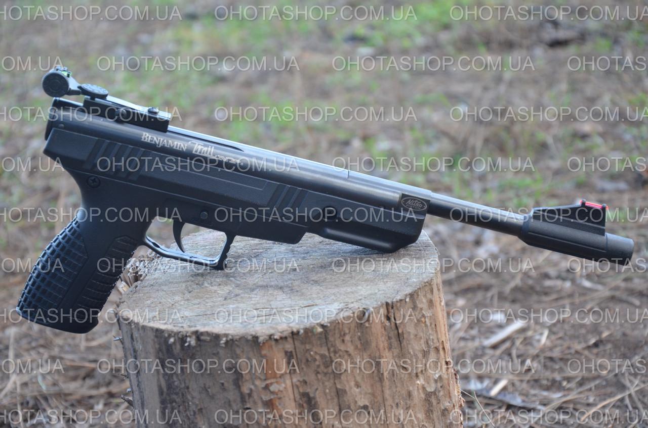 Пневматичний пістолет Crosman Benjamin Trail NP
