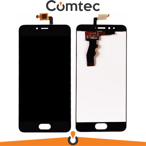 Дисплей для Meizu M5s (M612H)/M5s mini с тачскрином (Модуль) черный