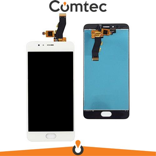 Дисплей для Meizu M5s (M612H)/M5s mini с тачскрином (Модуль) белый