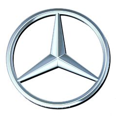 Накладки и товары для Mercedes Benz (мерседес)