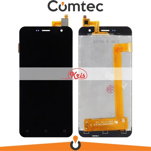 Дисплей для Prestigio MultiPhone PSP3512 Muze B3 с тачскрином (Модуль) черный