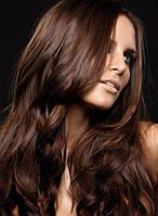 Волосы на заколках 70 г 50 см, цвет коричневый (№ 2)