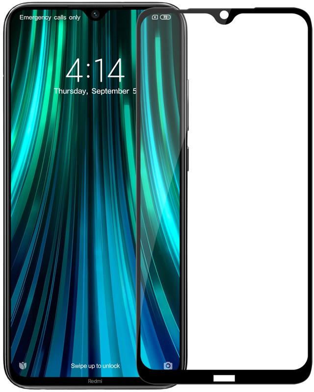 Защитное стекло Nillkin CP+ MAX Full Cover Tempered Glass Xiaomi Redmi Note 8 Pro Black