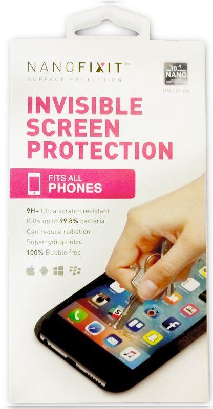 Защитная жидкость для экранов Nanofixit one phone
