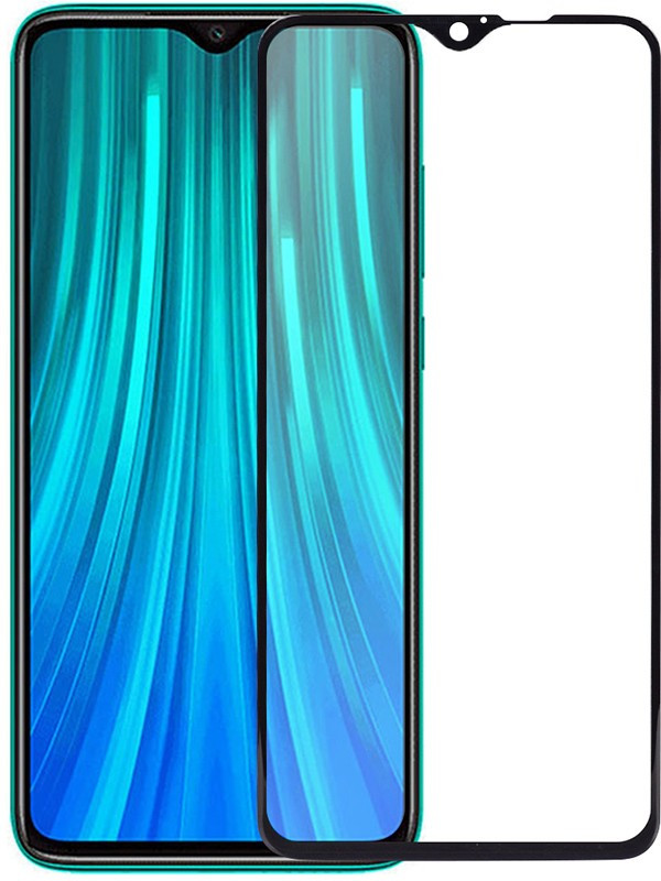 Защитное стекло TOTO 5D Cold Carving Tempered Glass Xiaomi Redmi Note 8 Pro Black