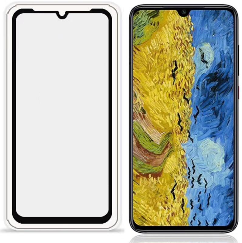 Защитное стекло TOTO 5D Full Cover Tempered Glass Xiaomi Mi CC9/Mi 9 Lite Black
