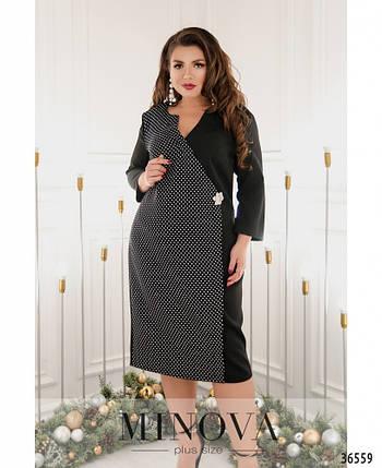 Платье №103-1-черный, фото 2