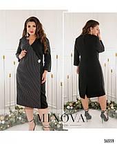 Платье №103-1-черный, фото 3