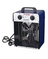 Промышленный тепловентилятор 510 м.куб/ч Stern ELH-33