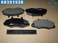 ⭐⭐⭐⭐⭐ Колодка торм. диск. ФОРД TOURNEO/TRANSIT передн. (производство  ABS)  36775