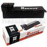 Сигаретные гильзы Magnus 1000 штук + фирменная машинка для набивки гильз/сигарет, фото 5