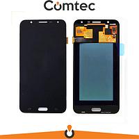 Дисплей для Samsung J701F Galaxy J7 Neo с тачскрином (Модуль) черный,  TFT