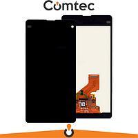 Дисплей для Sony D5503 Xperia Z1 Compact с тачскрином (Модуль) черный, оригинал