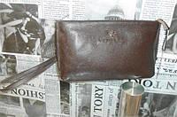 Клатч-сумка мужская Versace, кожа, Италия