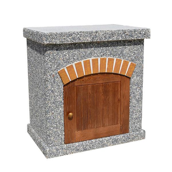 Стол «Манчестер» №1 с дверцей
