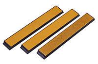 Набор алмазных точильных брусков для заточки 240/600/1000 grit, точильные камни