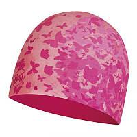 Шапка Детская Buff Child Microfiber & Polar Hat, Butterfly Pink