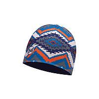 Шапка Buff Coolmax Reversible Hat, Acoma Multi - Eclipse Blue