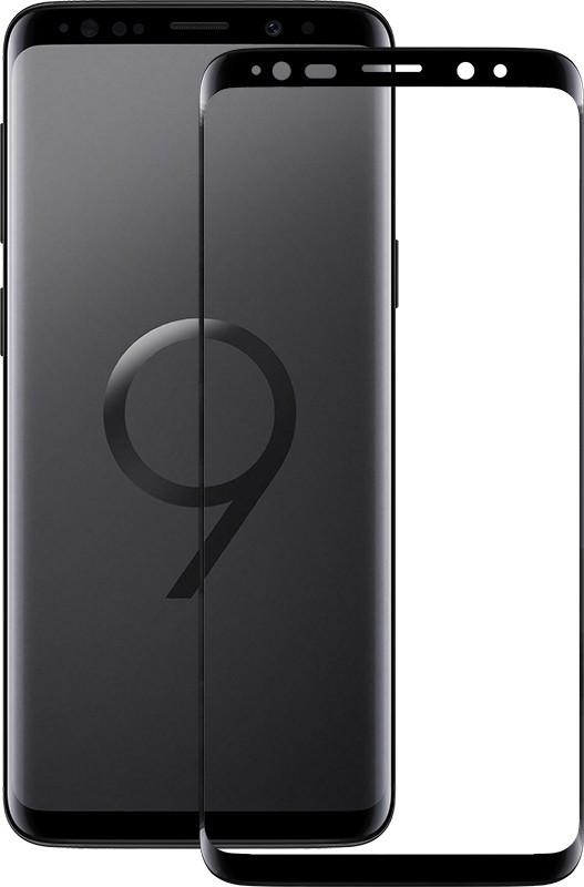 Защитное стекло Mocolo 3D Full Cover Tempered Glass Full Glue Samsung Galaxy S9 Black