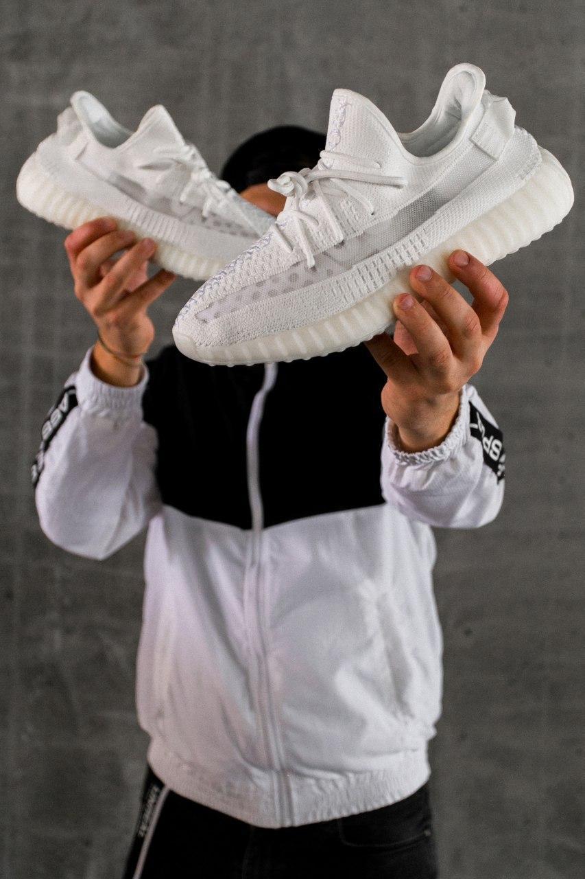 Стильные кроссовки Adidas Yeezy Boost 350 V2 TRFRM (Адидас Изи Буст 350)
