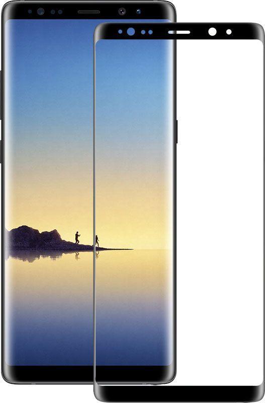 Защитное стекло Mocolo 3D Full Cover Tempered Glass Samsung Galaxy Note 8 Black