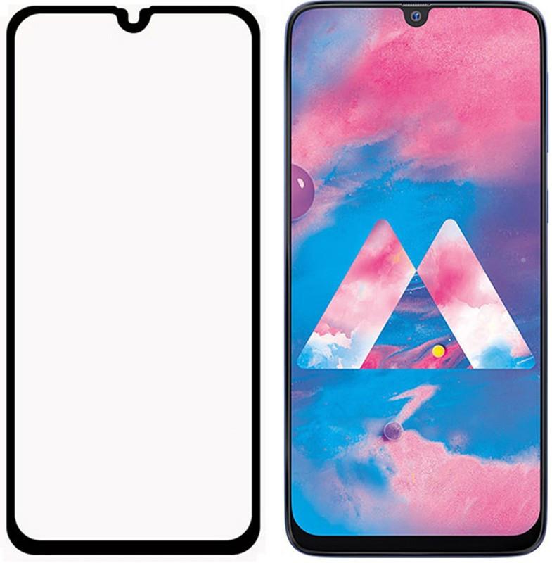 Защитное стекло TOTO 5D Full Cover Tempered Glass Samsung Galaxy M30/A40s Black