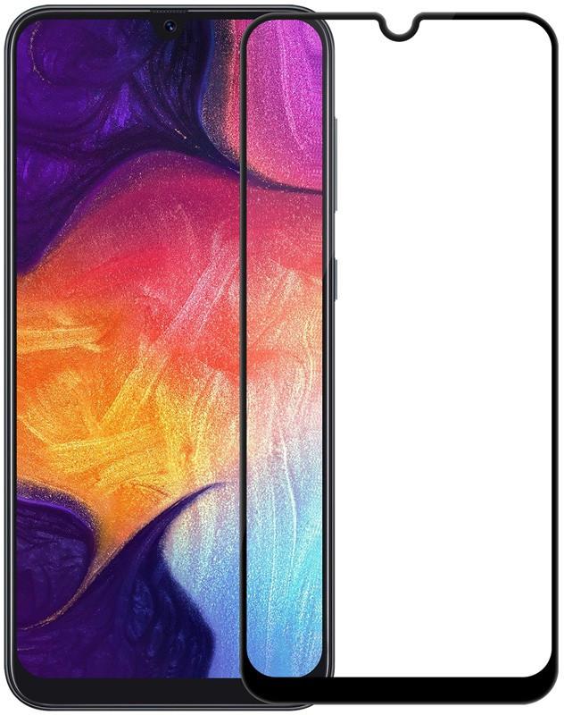 Защитное стекло Nillkin CP+Pro 2.5D Full Cover Tempered Glass Samsung A20/A30/A50/M30 Black