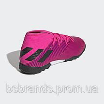 Детские футбольные бутсы adidas Nemeziz 19.3 TF F99944, фото 3