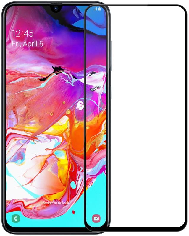 Защитное стекло Nillkin CP+Pro 2.5D Full Cover Tempered Glass Samsung A70 Black
