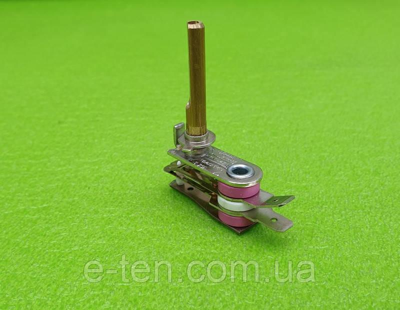 """Терморегулятор KNT-420 / 10А / 250V /T250 (висота стрижня h=35мм) THERMO KONT для обігрівачів """"Термія"""" та ін."""