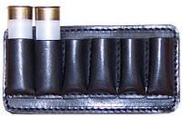 Патронташ Медан 2006 кожаный на пояс 12 к*6 патронов